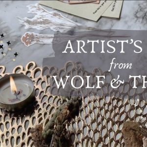April's Artist Den || Wolf & Thyme Review