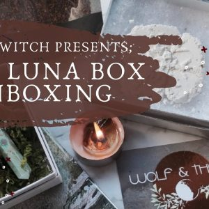 December Wolf and Thyme Unboxing || Best Witchy Subscription Box