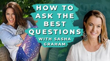 How to Ask the Best Questions with Sasha Graham | Biddy Tarot Podcast