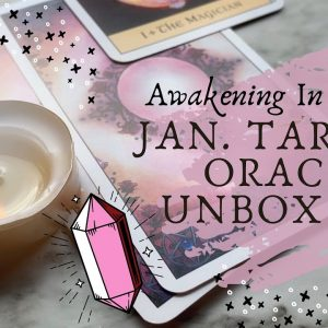 January Awakening in a Box Review || Crystals & The Root Chakra