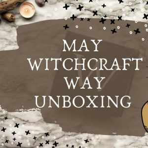 May Witchcraft Way unboxing || Runic Divination