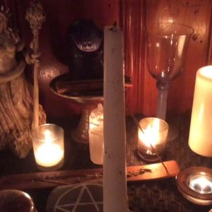 Wish Candle Spell