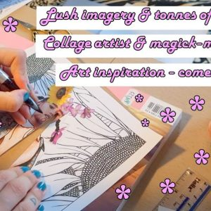 Art Witch | Inner Child Collages, Creativity Chat, Inspiration and Motivation..