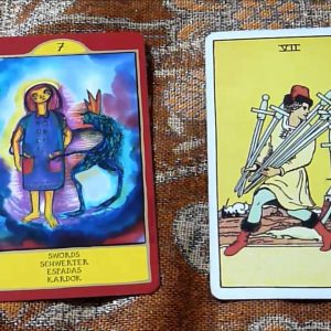 215. Gypsy Palace Tarot Deck Review