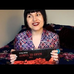 299. Mary El Tarot ❤ Unboxing and First Impressions ❤