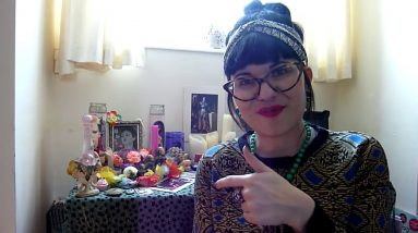 300. Doll Parts and Storm Water: A Tour of My Altar