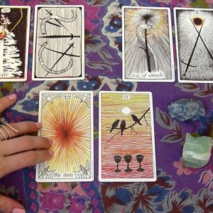 322. Deep, Wild, True | A Powerful Spread for Your Life Journey