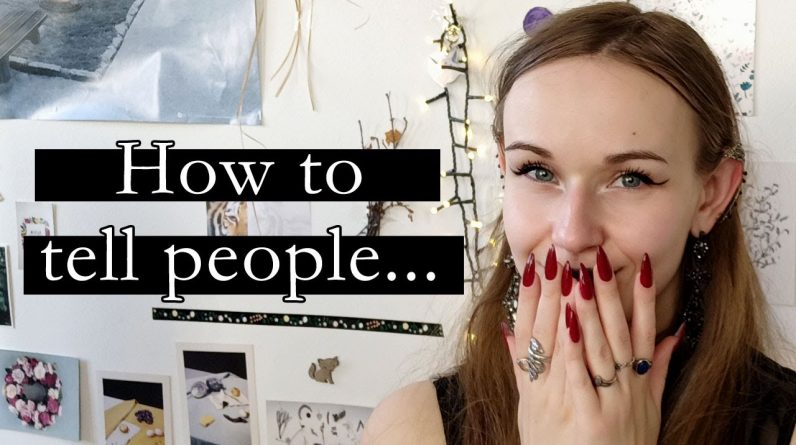 8 Tips: You're into Tarot & want to tell people? ✨ My advice...