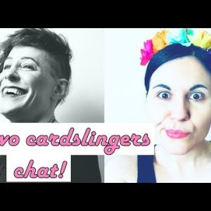 Deep Chats | How to be a Healthy, Happy Cardslinger with Zelda Violet Star