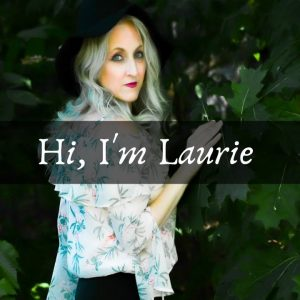 Hello!! I'm Laurie