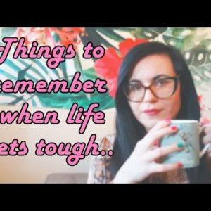 Housework Ramble | Coping with Sadness, Depression and Tough Times