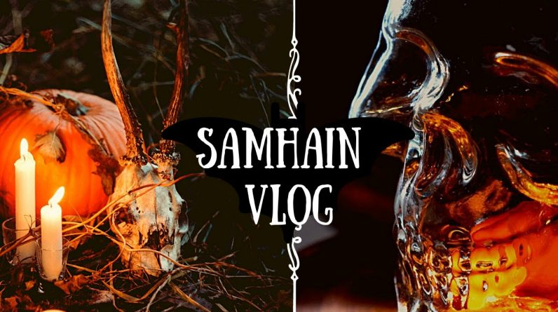 How to celebrate Samhain | The witches' Halloween 🎃