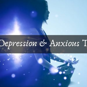 Meditation to Relieve Depression & Anxious Thoughts