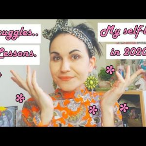 My Year of Self-Love | Heartbreak, Therapy, The Pandemic + More..
