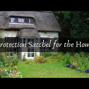 Protection Satchel for the Home