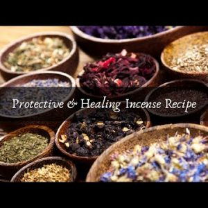 Protective And Healing Incense Recipe