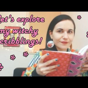 Rambling Witch | Going Through My Old Witchy Journals!