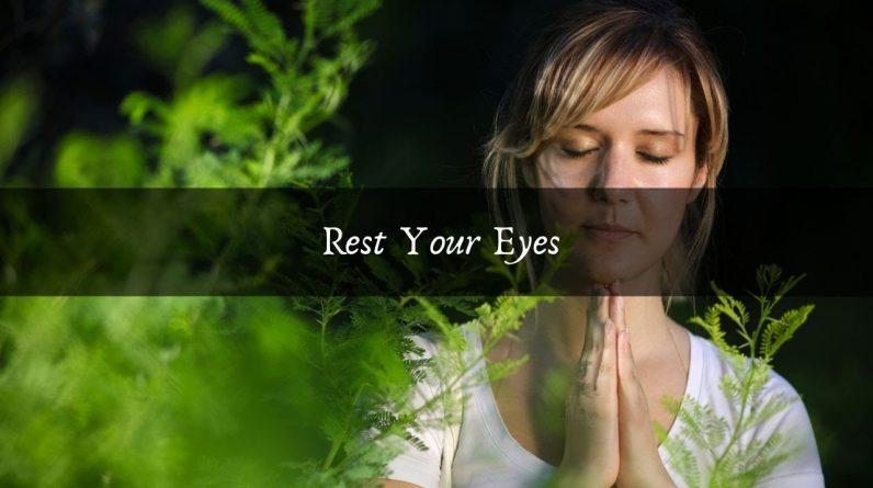 Rest Your Eyes
