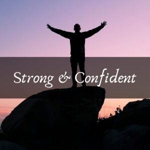 Strong and Confident Meditation