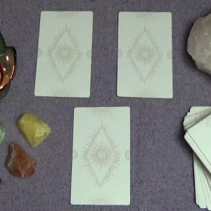 Three-Card Spreads for Healing and Empowerment