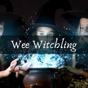 Wee Witchling!