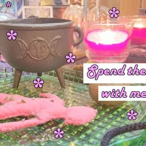 Date With Myself (Come Along!) | Witchy Practice, Books, Clothes, Food, Sunrise Walk..