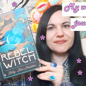Writing a Book - Challenges, Lessons and Tips | REBEL WITCH